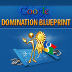 Google Domination Blueprint Icon